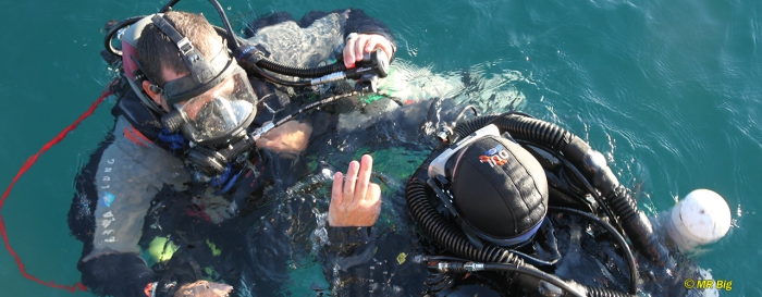 IANTD Rebreather Experience