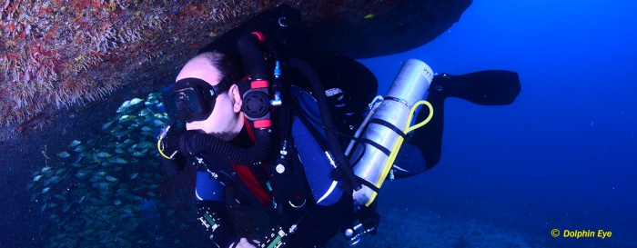 IANTD Rebreather Cave Diver (SCR & CCR)