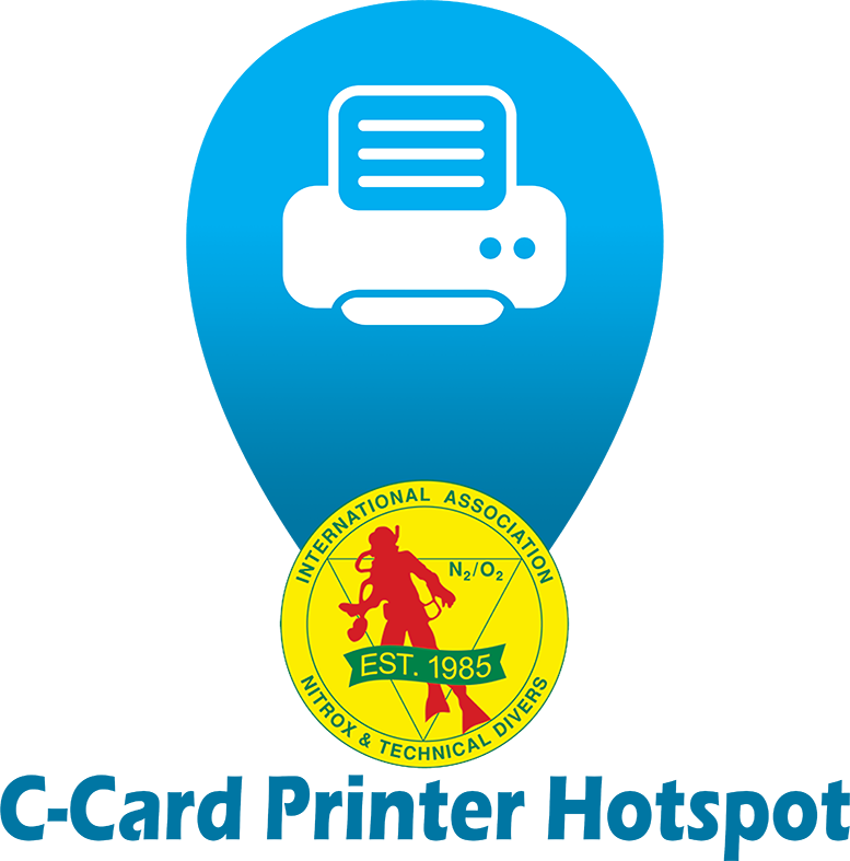 C-card Printer Hotspot Facility