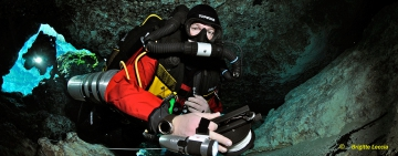 Cavern Instructor (OC, Rebreather)